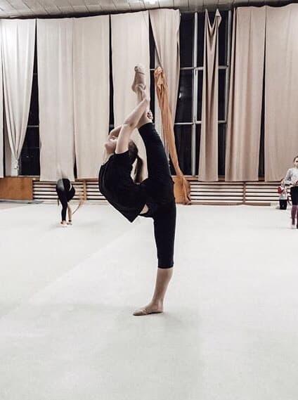 Вешняки художественная гимнастика для детей