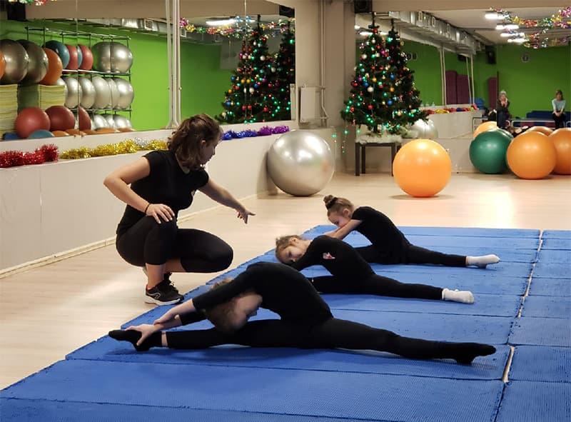 Центр художественной гимнастики GymBalance в Москве